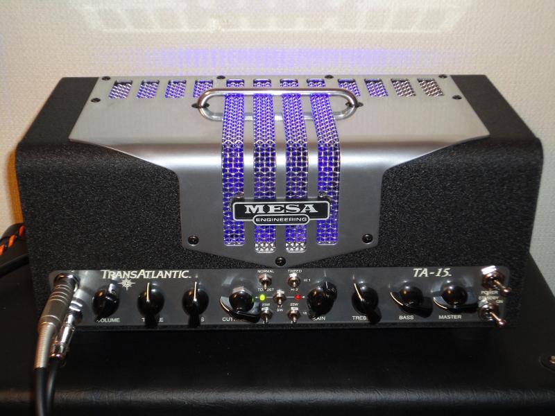 MESA/Boogie TA-15 (買い物日記)